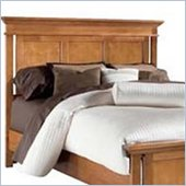American Drew Sterling Pointe Panel Headboard in Maple Finish