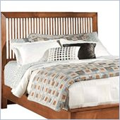 American Drew Sterling Pointe Slat Headboard in Cherry Finish