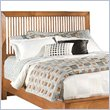 ADD TO YOUR SET: American Drew Sterling Pointe Slat Headboard in Maple Finish