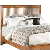 American Drew Sterling Pointe Slat Headboard in Maple Finish