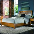 ADD TO YOUR SET: American Drew Sterling Pointe Slat Bed in Maple Finish