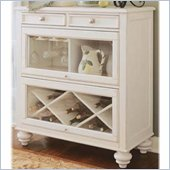 American Drew Camden Bar in Buttermilk Finish