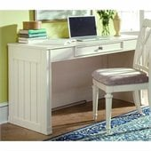 American Drew Camden Desk in Buttermilk