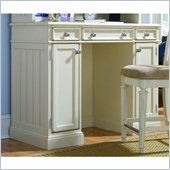 American Drew Camden Home Work Station in Buttermilk
