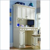 American Drew Camden Complete Home Work Station with Deck in Buttermilk