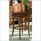 American Drew Antigua Round Bar Height Swivel Stool