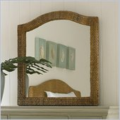 American Drew Ashby Park Banana Leaf Mirror