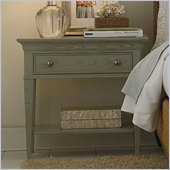 American Drew Ashby Park 1 Drawer Leg Nightstand