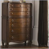 American Drew Jessica McClintock Couture 9 Drawer Chest in Mink Finish
