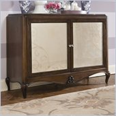 American Drew Jessica McClintock Couture Accent Chest in Mink Finish