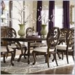 ADD TO YOUR SET: American Drew Jessica McClintock Couture Renaissance Formal Dining Table in Mink
