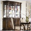 ADD TO YOUR SET: American Drew Jessica McClintock Couture Palladian China Cabinet in Mink