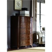 American Drew Cherry Grove Drawer Chest in Mid Tone Brown