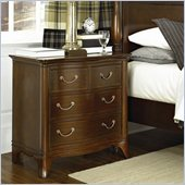 American Drew Cherry Grove Bachelor Chest in Mid Tone Brown