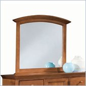 American Drew Sterling Pointe Vertical Mirror in Cherry