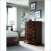 American Drew Essex Drawer Chest in Mink