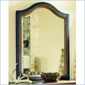 American Drew Americana Home Mirror in Warm Khaki Oak