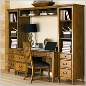 American Drew Americana Home Pier in Warm Khaki Oak