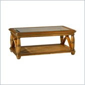 American Drew Grand Isle Cocktail Table in Amber