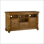 American Drew Grand Isle Entertainment Console in Amber