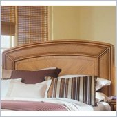 American Drew Antigua Twin Size Panel Headboard in Toasted Almond Finish