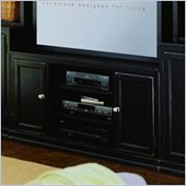 American Drew Camden Black 51 Inch Entertainment Center