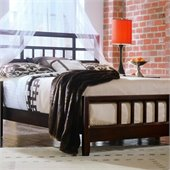 American Drew Tribecca Modern Bed 2 Piece Bedroom Set