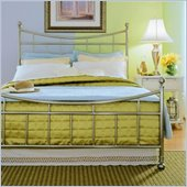 American Drew Camden Metal Bed 2 Piece Bedroom Set