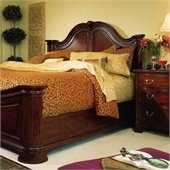 American Drew Cherry Grove Mansion Bed 2 Piece Bedroom Set