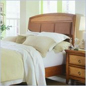 American Drew Antigua Twin Size Panel Headboard 2 Piece Bedroom Set