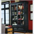 ADD TO YOUR SET: American Drew Camden Black Bookcase China Cabinet