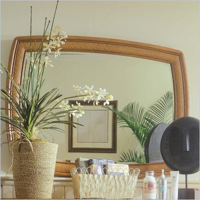American Drew Antigua Accent Landscape Mirror