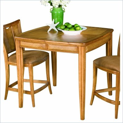 American Drew Antigua Casual Dining Gathering Table in Oak Finish