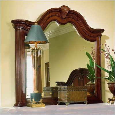 American Drew Cherry Grove Landscape Mirror