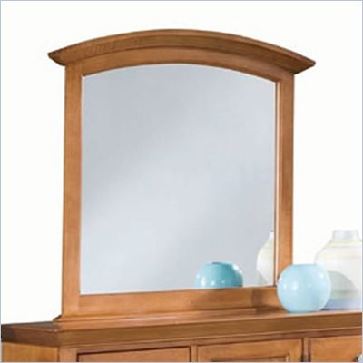 American Drew Sterling Pointe Vertical Mirror in Maple
