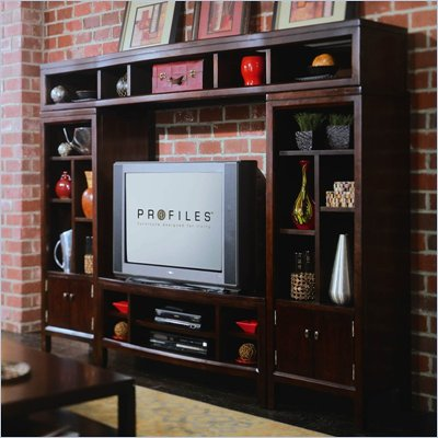 American Drew Tribecca 64 Inch Entertainment Center Set