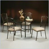 Pastel Furniture Atrium Casual Dining Set