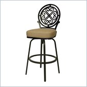 Pastel Furniture Island Falls 30 Outdoor Swivel Bar Stool