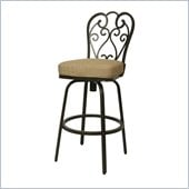 Pastel Furniture Magnolia 30 Outdoor Swivel Bar Stool