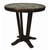Pastel Furniture Devon Coast Round 40 High Pub Table