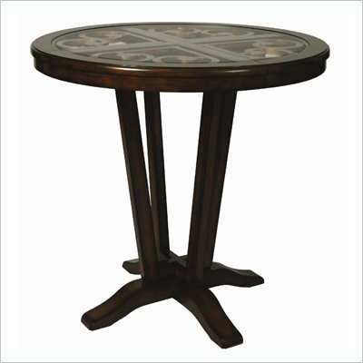 Pastel Furniture Devon Coast Round 40&quot; High Pub Table