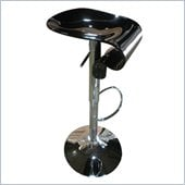 Global Furniture USA 215 Bar Stool in Black