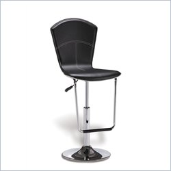 Global Furniture USA 260 Bar Stool in Black