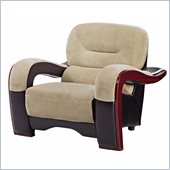 Global Furniture USA 992 Chair in Champion Froth