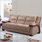 Global Furniture USA A1411 Sofa in Montana Buckskin
