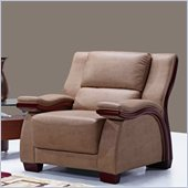 Global Furniture USA A1411 Chair in Montana Buckskin