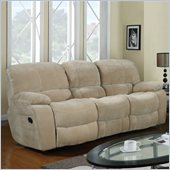 Global Furniture USA 2007 Reclining Sofa in Champion Froth