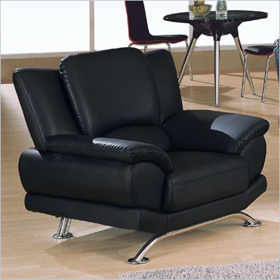Global Furniture USA 9908 Chair in Black
