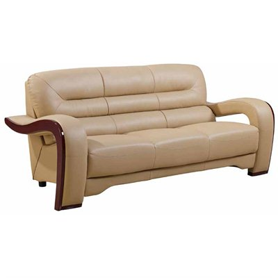 Global Furniture USA 992 Sofa in Cappuccino