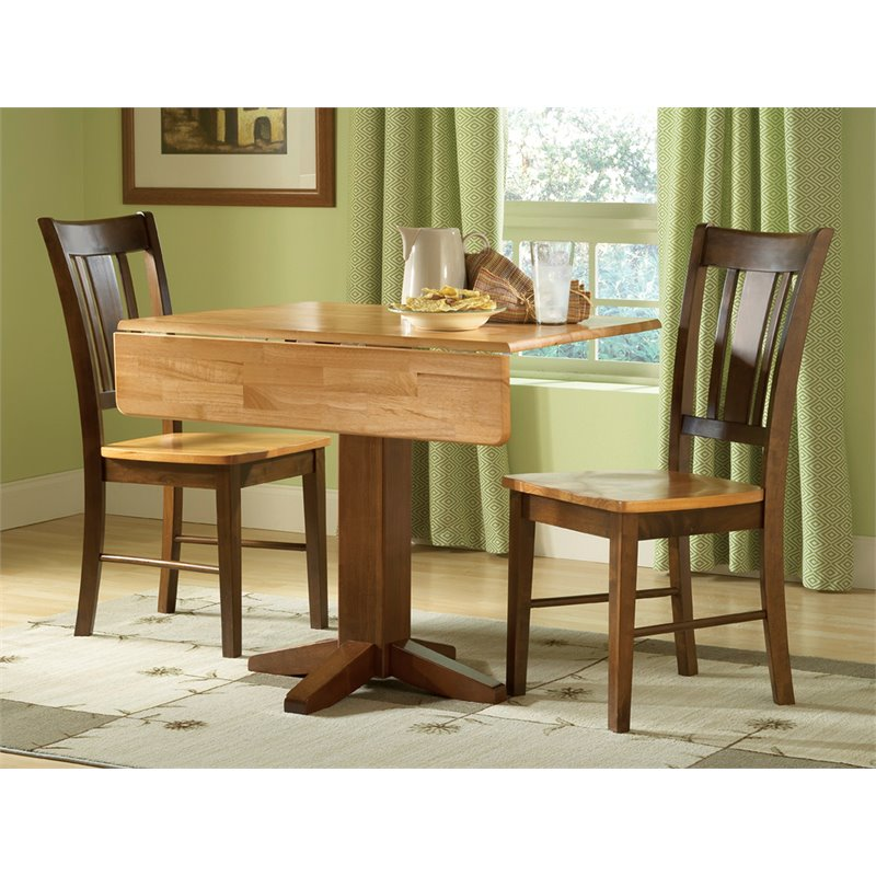 International Concepts Windsor Dining Chair In Cinnamon ...